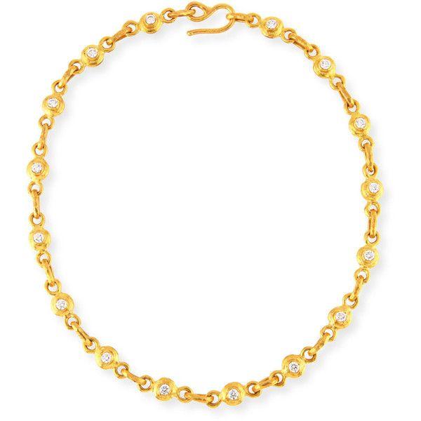 Jean Mahie White Diamond & Pink Sapphire Link Bracelet Zi1FOT8F