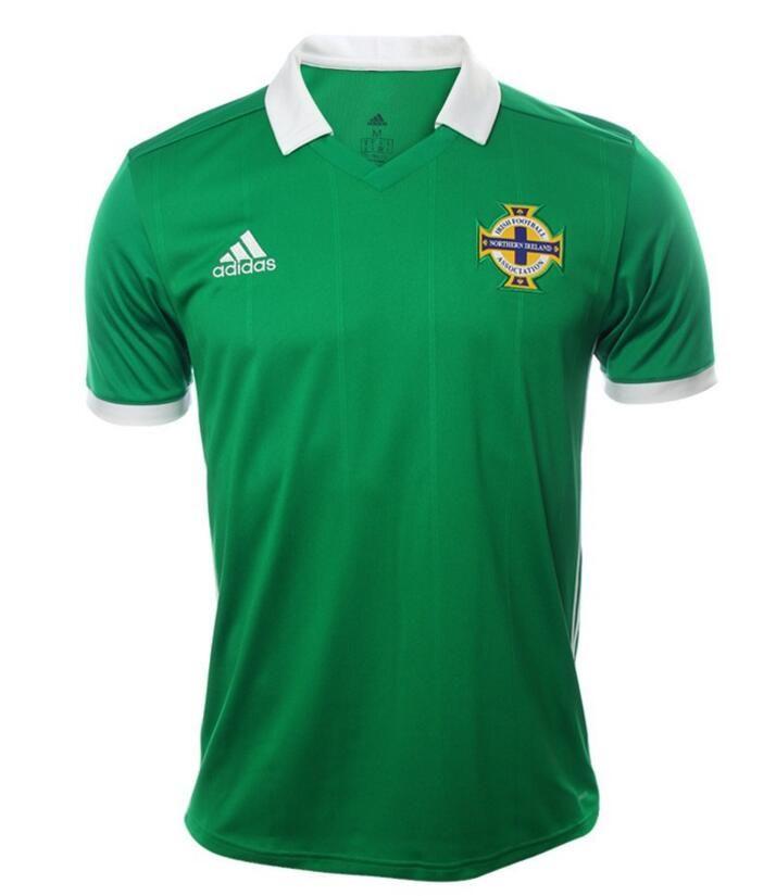 958ab69f2 Northern Ireland World Cup Jersey 2018