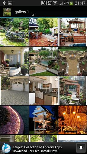 Backyard Design App pro landscape home app design along sidewalk and stone wall App Plain And Boring Backyard Designs