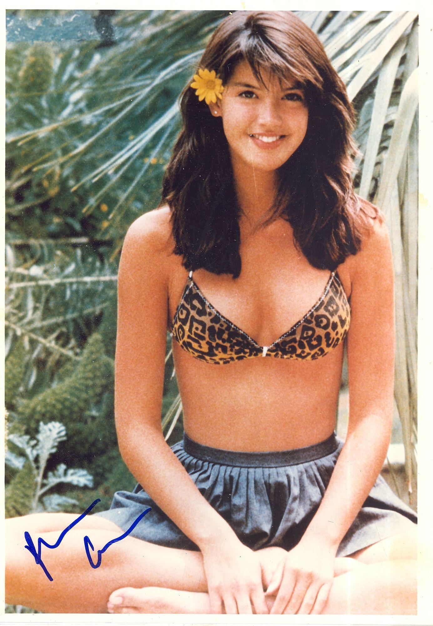 phoebe cates - paradise 1982 (full song)