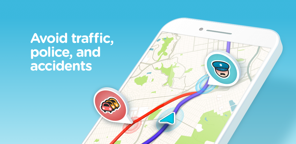 Waze GPS, Maps, Traffic Alerts & Live Navigation