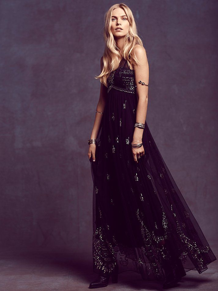 Free People Twilight Dreams Dress at Free People Clothing Boutique ...