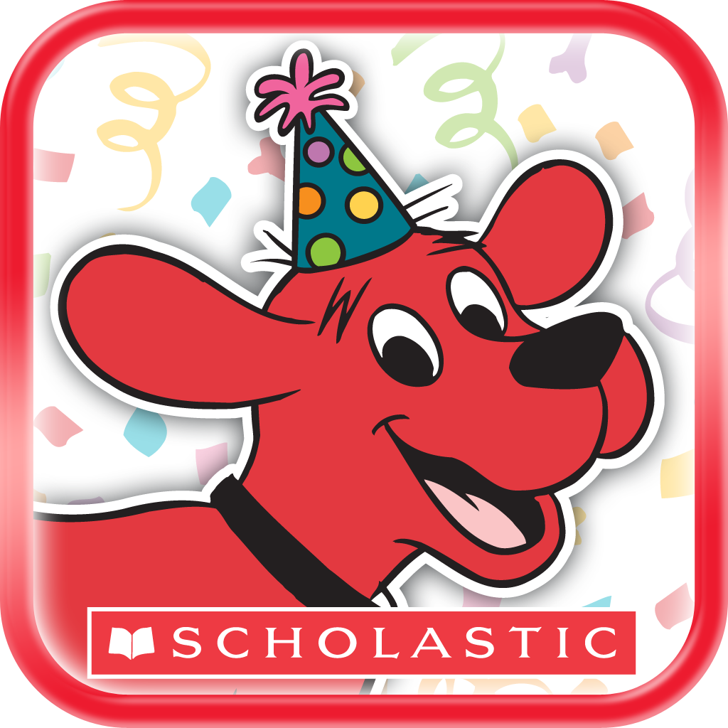 Help Plan A Party For Your Favorite Big Red Dog With