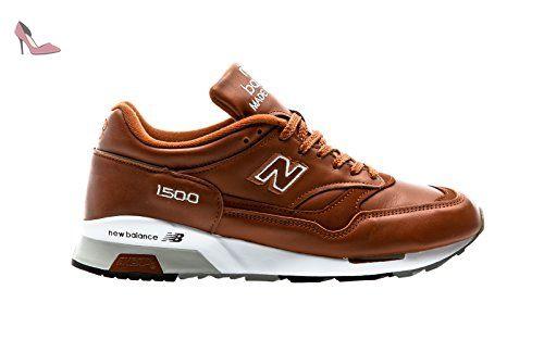 chaussure new balance en cuir