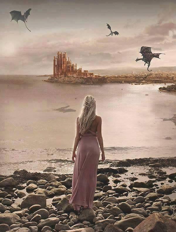 Photo of daenerys targaryen – Juego de tronos