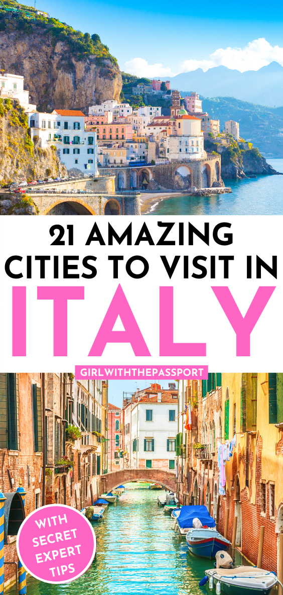 Italy Travel | Europe Travel | Italy Itinerary | Best Cities in Italy | Best Places to Visit in Italy | Italy Vacation | Italy Photography | Italy Aesthetic | Italy Travel Tips | Beautiful Places in Italy | Italy Travel Beautiful Places | Italy Travel Guide | Top Italy Destinations | Italy Travel Destinations | Italy Travel Photography | interrail europe destinations bucket lists #ItalyTravel #EuropeTravel #ItalyTips #ItalyDestinations