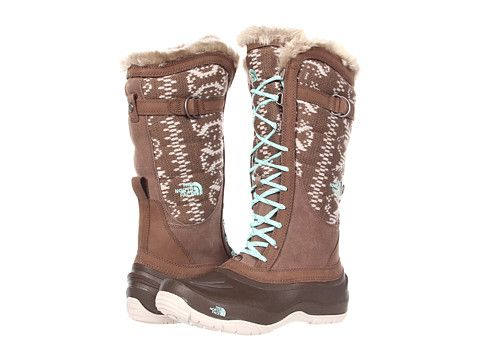 d2920a788 The North Face Shellista Lace Luxe | Cabin in the Woods | Shoes ...