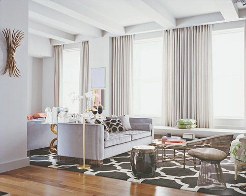 A new york apartment by interior design firm bkh image - New york interior design firms ...
