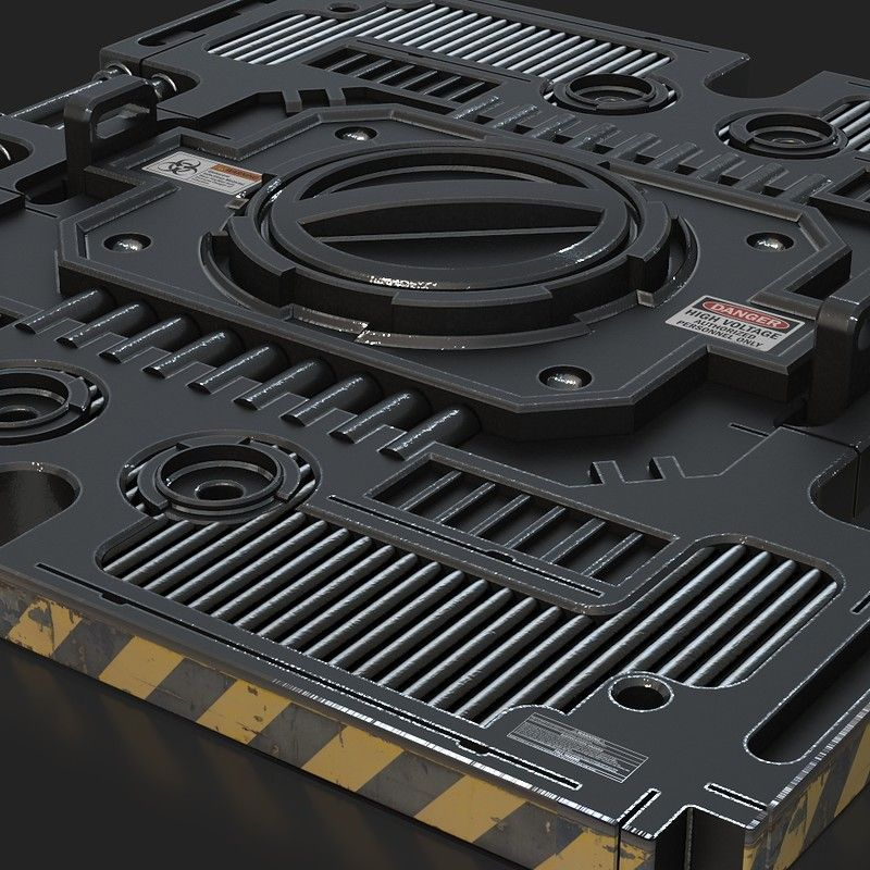 A little practice during studying fusion 360 | Panels | Sci