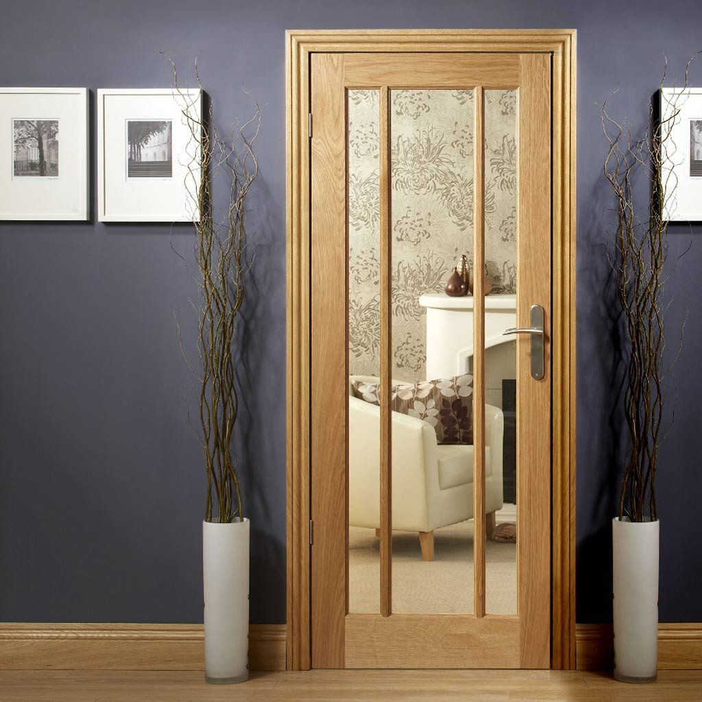 Worcester oak 3 pane fire door with clear safety glass and 12 worcester oak 3 pane fire door with clear safety glass and 12 hour fire rated planetlyrics Images