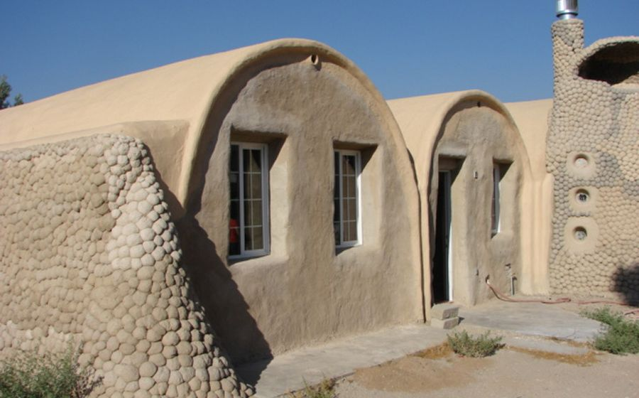 Lifestyle Magazine Earth Homes Rammed Earth Homes Natural Building