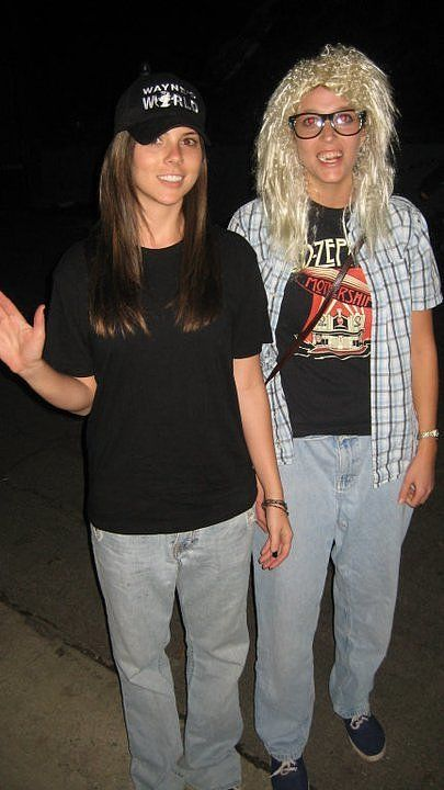 Wayne and Garth Costumes, Easy costumes and Creative costumes