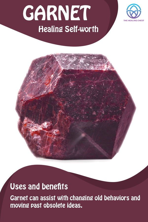Garnet Meaning #crystalmeanings