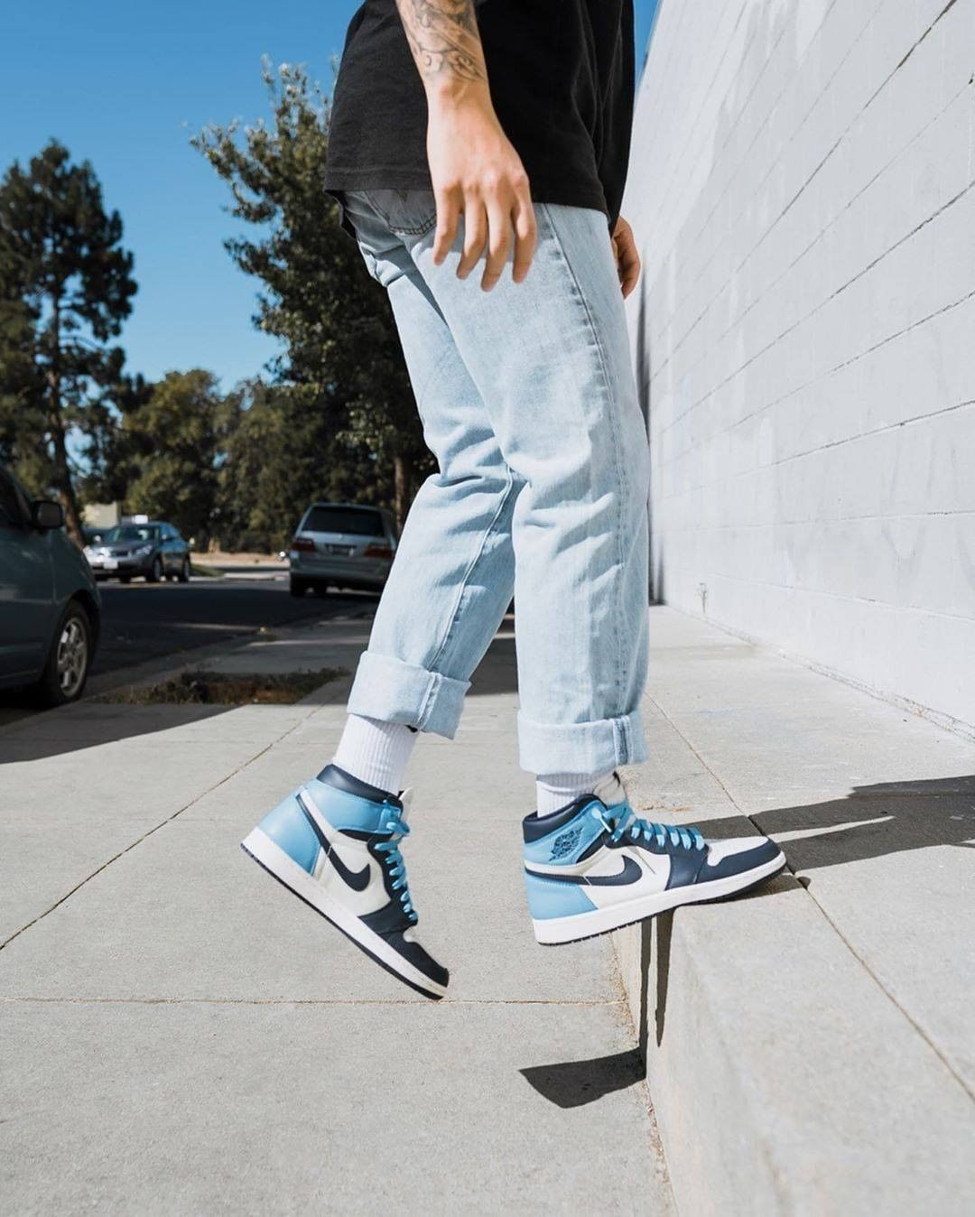 What To Wear With Jordan 1 Obsidian