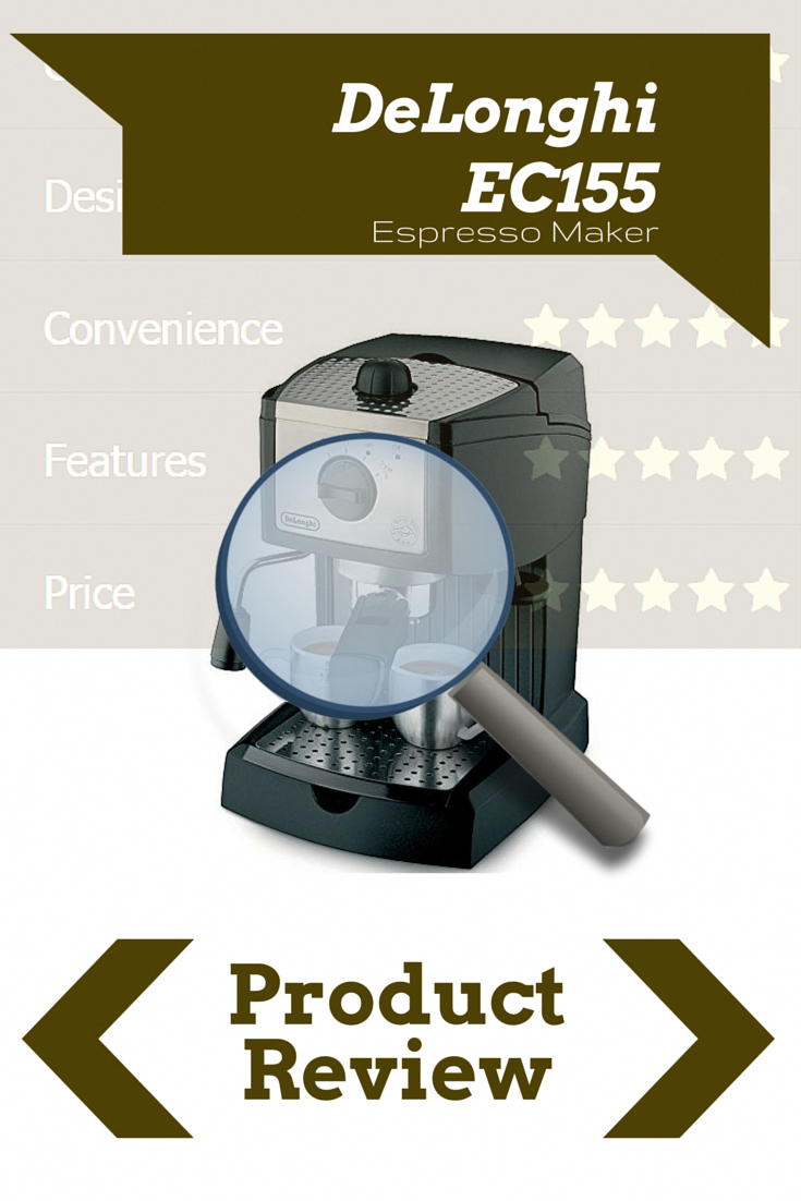 Find out through my review why the De'Longhi EC155 ...