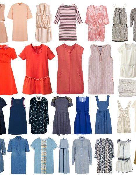 Et si l'on s'imprégnait de soleil le temps de trouver la pièce maîtresse de notre dressing printemps-été ? Qu'elle soit courte ou longue, avec ou sans manches, sobre ou à imprimés, il n'y a rien de plus simple à porter qu'une robe au printemps. Laissez-vous tenter par notre sélection légère ! http://www.elle.fr/Mode/Robe/Robe-printemps-ete
