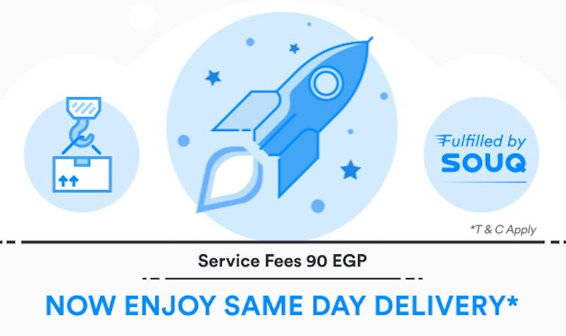 Same Day Delivery At Souq Com Egypt Delivery Day Egypt
