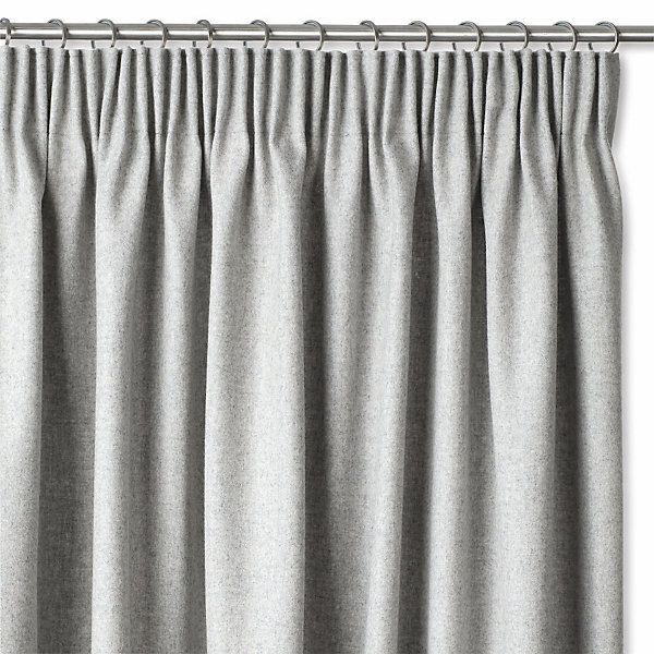 Vorhang Tuchloden Hohe 225 Cm Dunkelblau In 2020 Manufactum