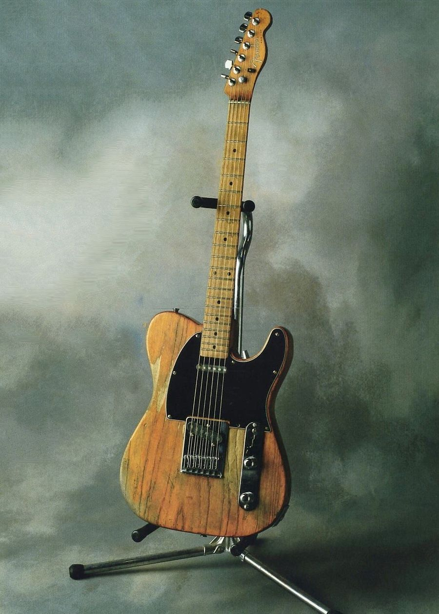 1953 Fender Esquire - highly modified