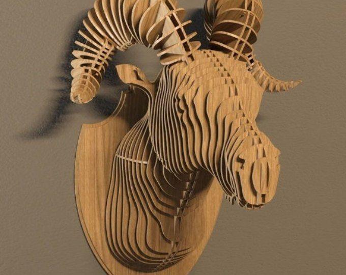 CaféTischElefantPlanVektorDatei 3D Modell DXF DWG