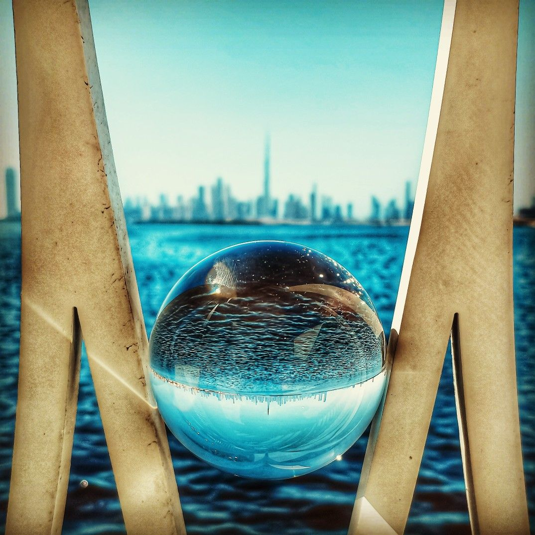 #crystalball #lensball #glassball
