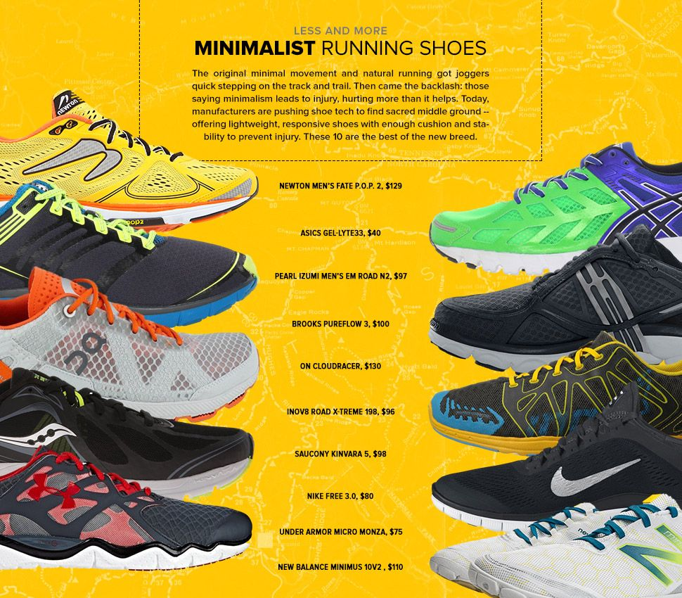 The 10 Best Minimalist Running Shoes