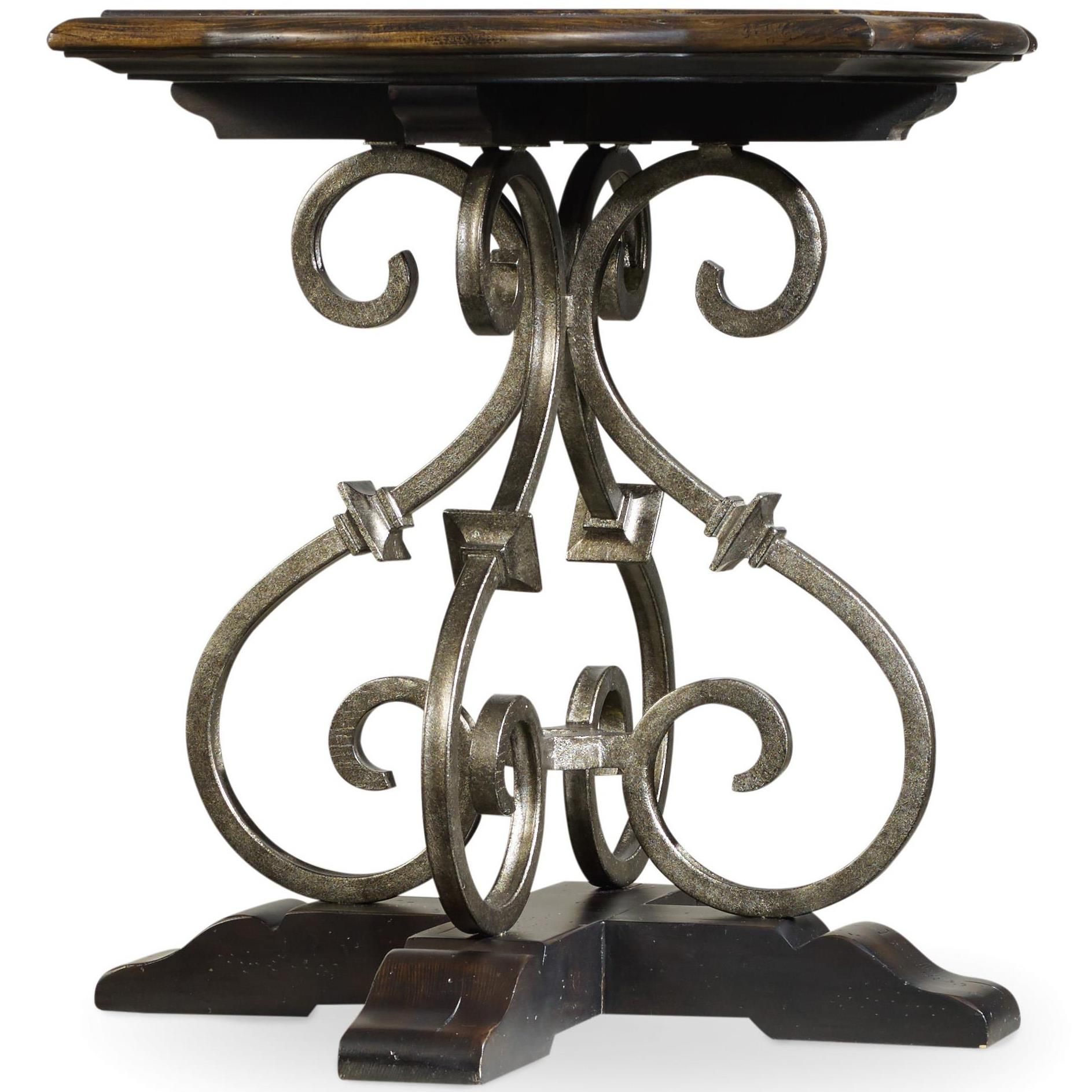 Treviso Lamp Table By Hooker Furniture At Jacksonville Furniture Mart