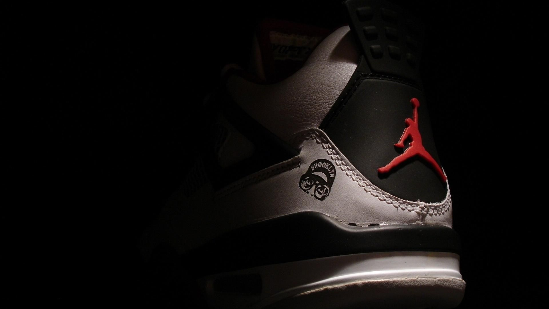Jordan Shoe Wallpaper