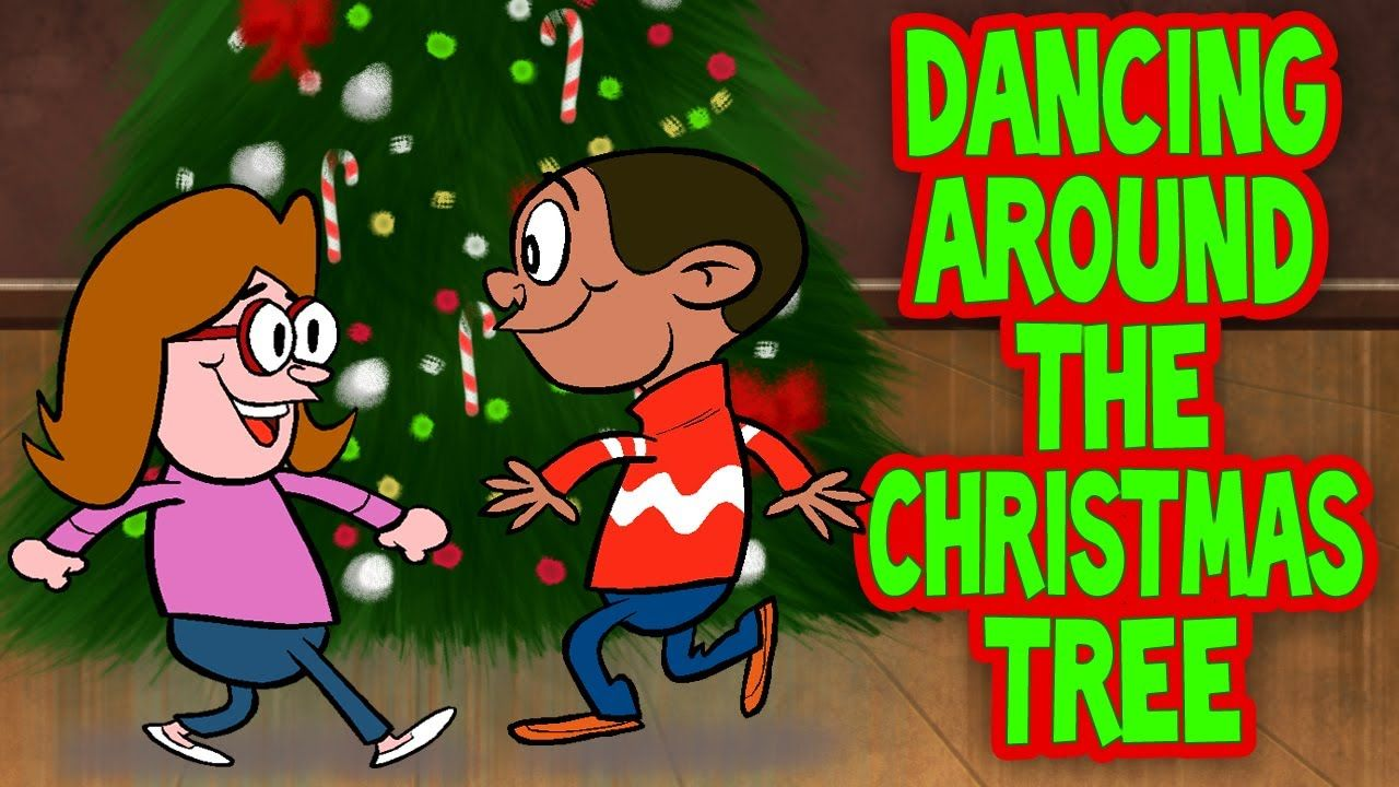 Dancing Around the Christmas Tree by The Learning Station