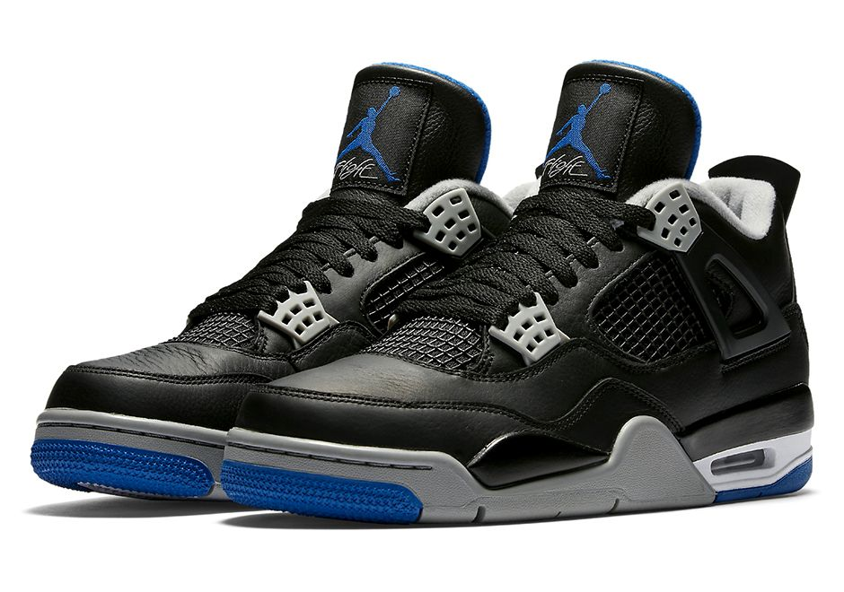72c72b19d736ab ... discount official images and release date for the air jordan 4 in a new  black royal