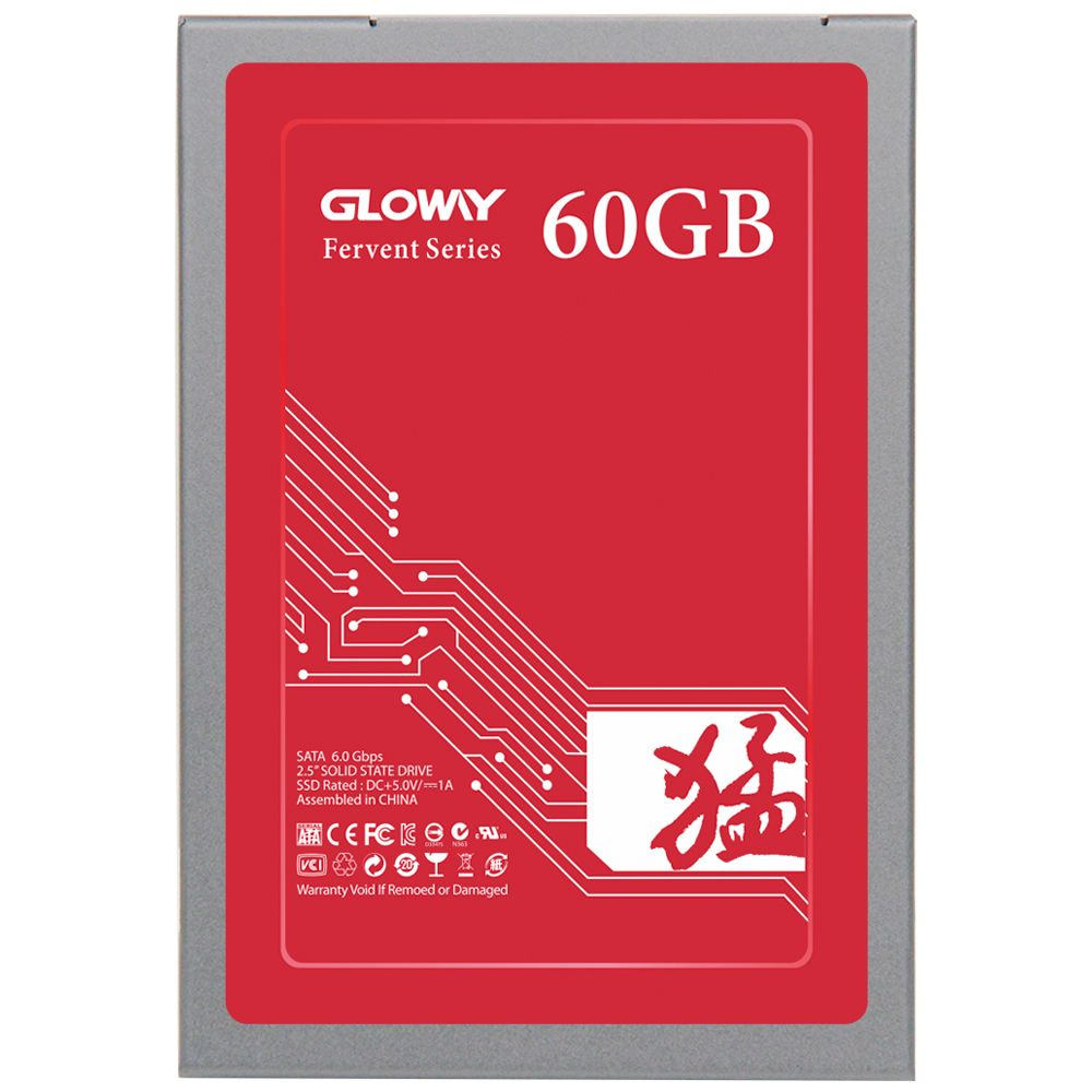 Gloway Promotion Solid State Disk 2 5 Ssd 60gb Sata Ssd 60 Gb