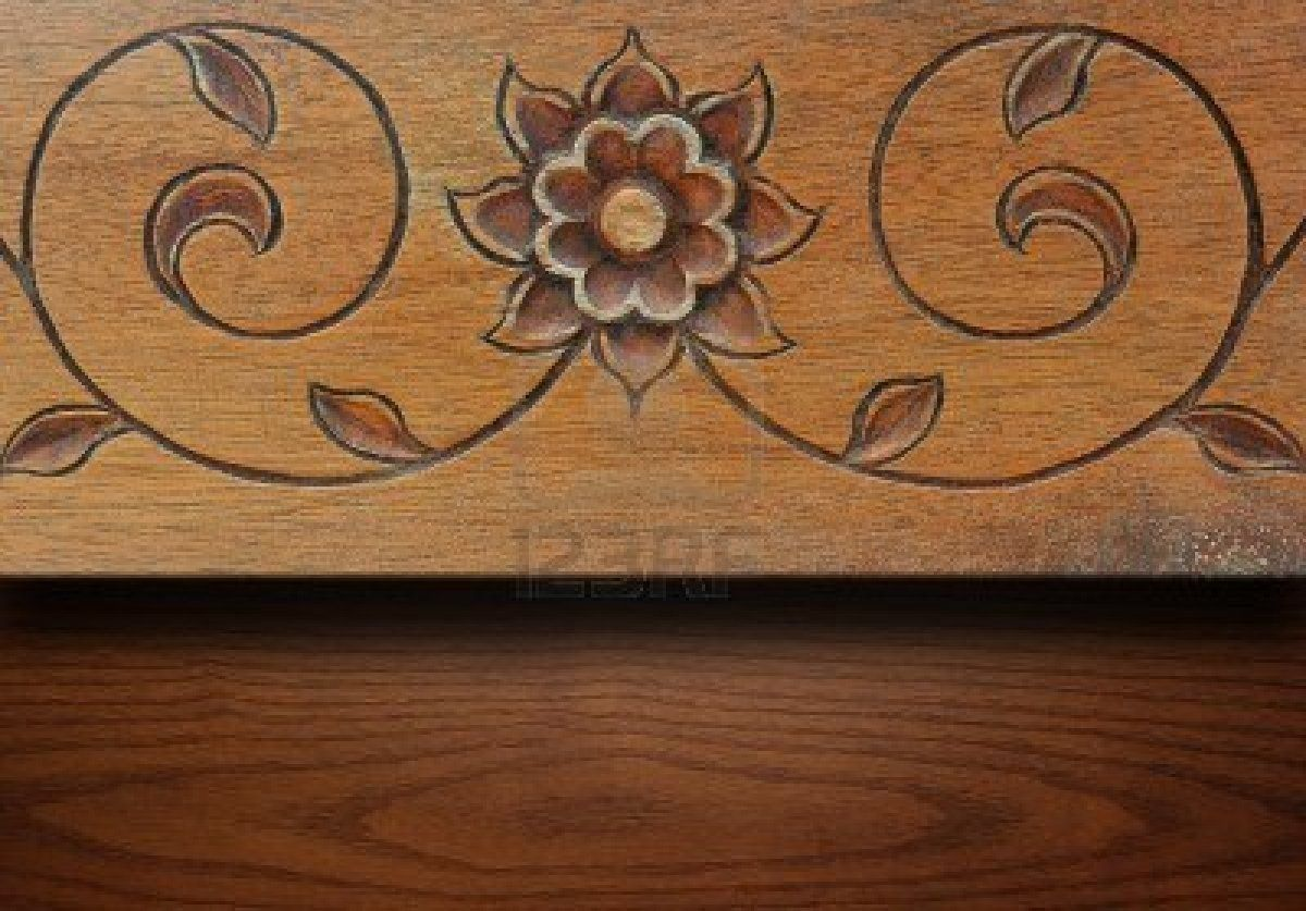 ... Wood Carving Patterns on Pinterest | Hand Carved, Chip Carving and