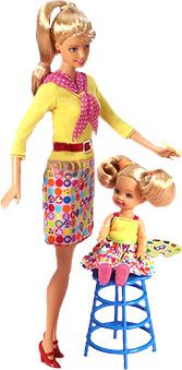 Librarian Barbie: another I can Be.  .  .doll?
