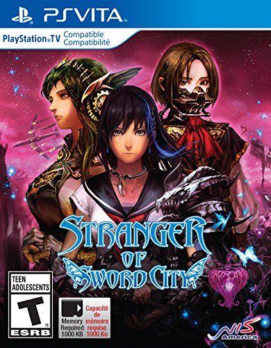 Stranger Of Sword City Playstation Vita Visit The Image Link