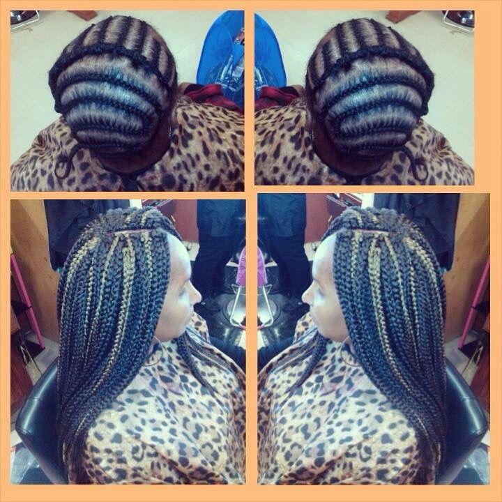Crochet Box Braids Natural Hair Styles In 40 Pinterest Cool Braid Pattern For Crochet Box Braids