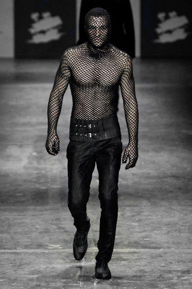 8dbdfe6dbdac Haute Voltage | masks in 2019 | Fashion, Fetish fashion, Mens ...