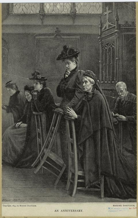 Costume -- Mourning