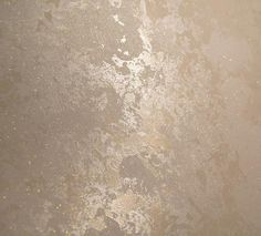 Faux Wall Painting metallic faux paint for the top half of the dining room with a