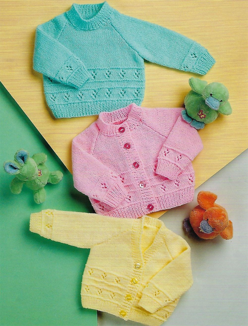 Instant PDF Download premature baby doll cardigans & sweater ...