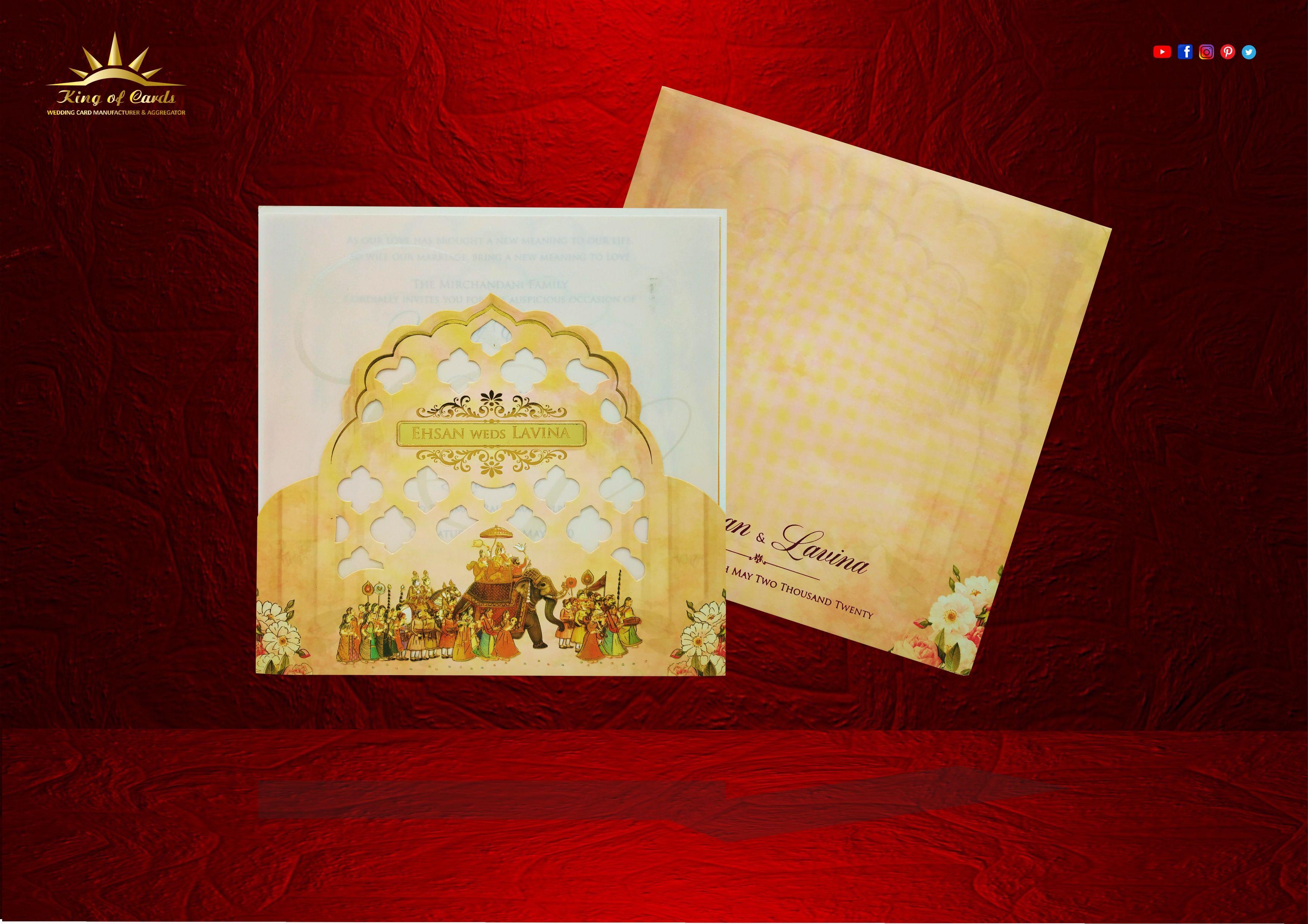 #weddingcard #weddinginvitation #wedding #invitations #invitationdesign #invitationcard #invitationdesigner #kingofcards