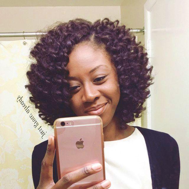 Big Hair Don T Care 27 Dazzling Crochet Braids Hair Pinterest