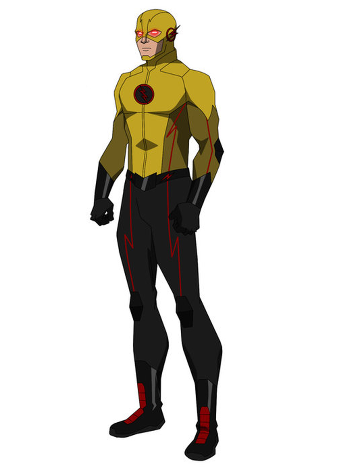 Pin by Darrin Wilmes on Young Justice Characters Flash