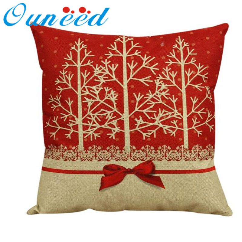 Cheap Cushion Cover Buy Quality Cushion Cover Wholesale Directly From China Pillow Case Christmas Throw Pillows Covers Throw Pillows Christmas Christmas Sofa
