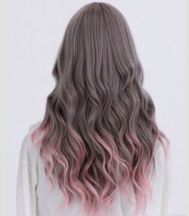 Pink ends