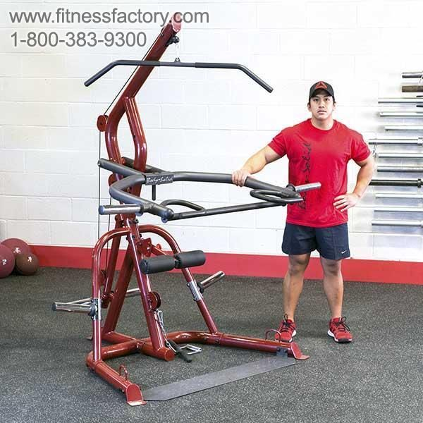 Glgs100 work every muscle group like never before with the