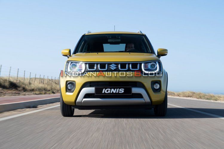 2020 Maruti Ignis Facelift To Be Launched At Auto Expo 2020 On 7