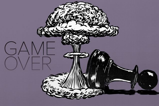 Could Game Theory Be Used To Prevent Human Extinction Game Theory Theories Extinction