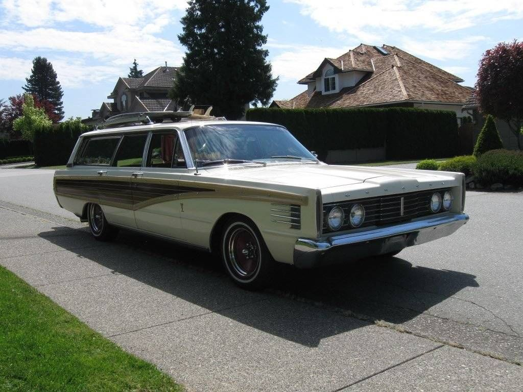 1965 Mercury Colony Park Station Wagon | Old Rides 5 | Pinterest ...