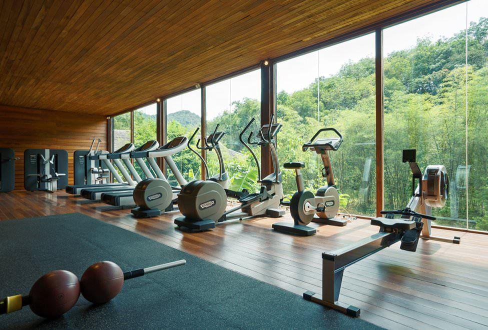 Wellness Resort Spa Health And Wellness Spa Gym Room At Home Home Gym Design Gym Design Interior
