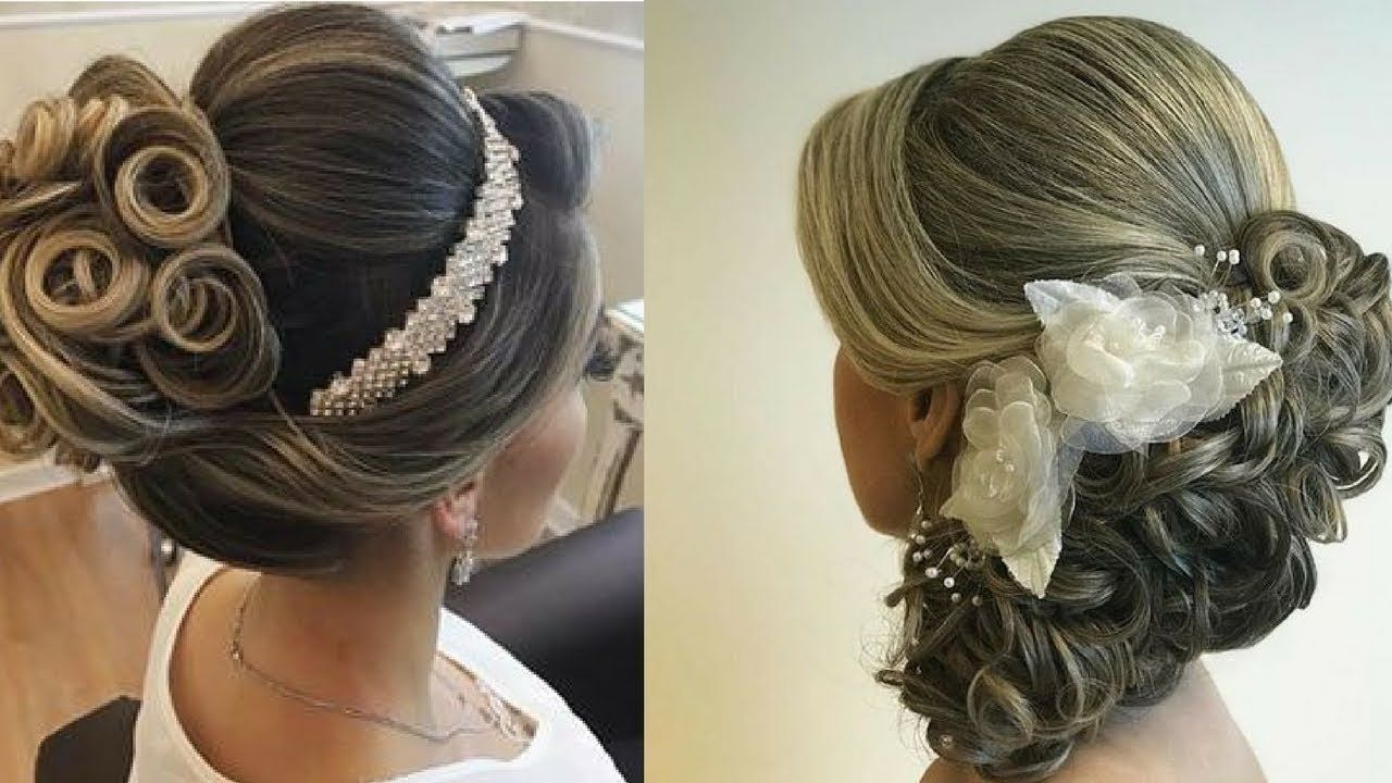simple and very beautiful hairstyle on every day - simple